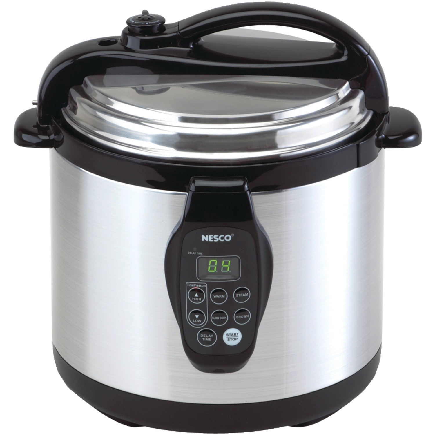 Power Cooker Electric ~ Nesco pc p electric pressure cooker review