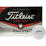 Titleist Pro V1x Golf Balls (Pack of 12)