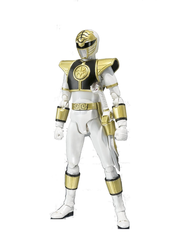 The gallery for --> Power Rangers Mighty Morphin White Ranger