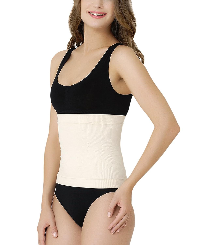 Formeasy Shapewear Damen Taillenmieder Miedergürtel Taillenformer Bauchweggürtel