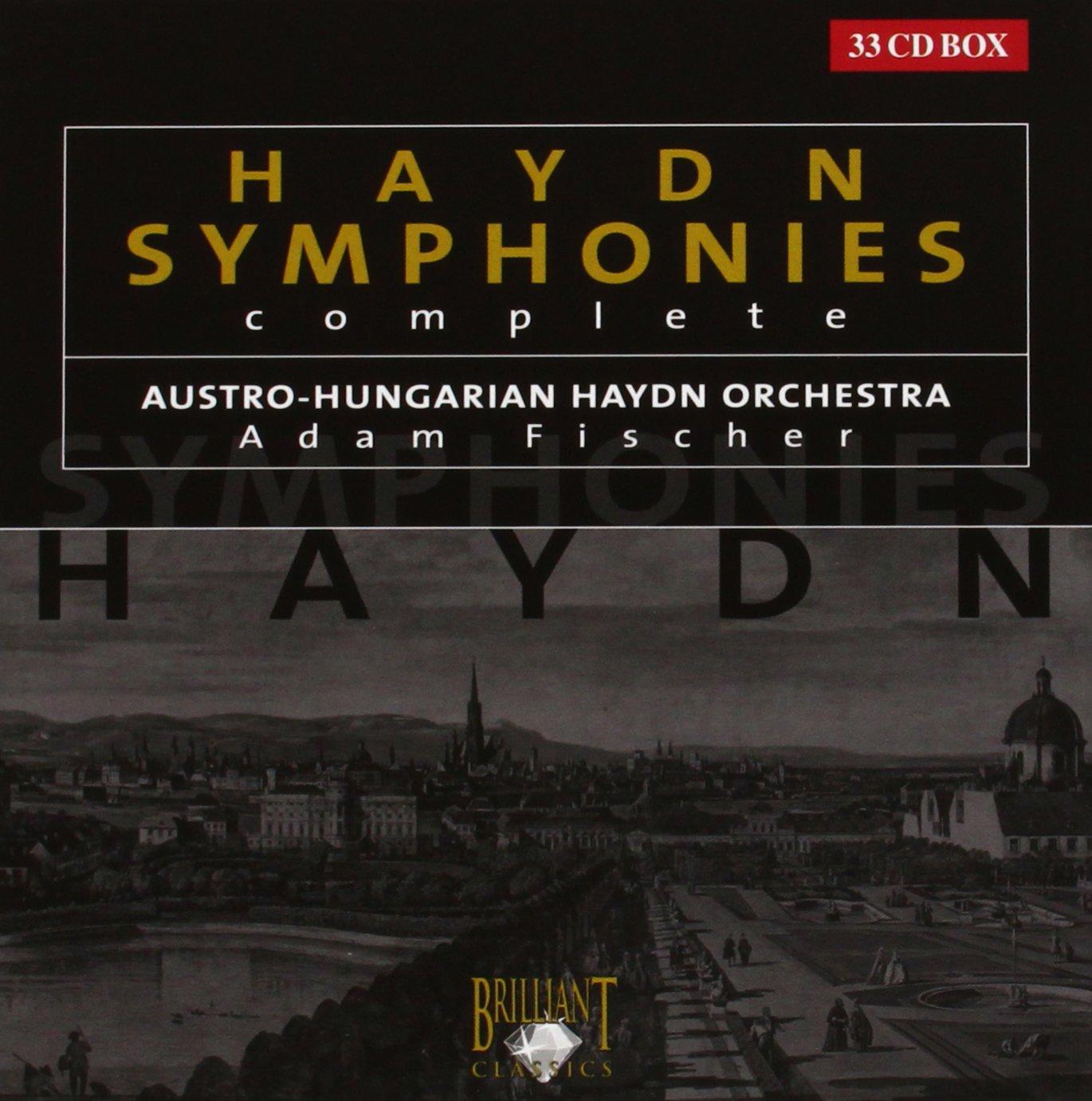 Haydn symphonies complete dorati nutcracker