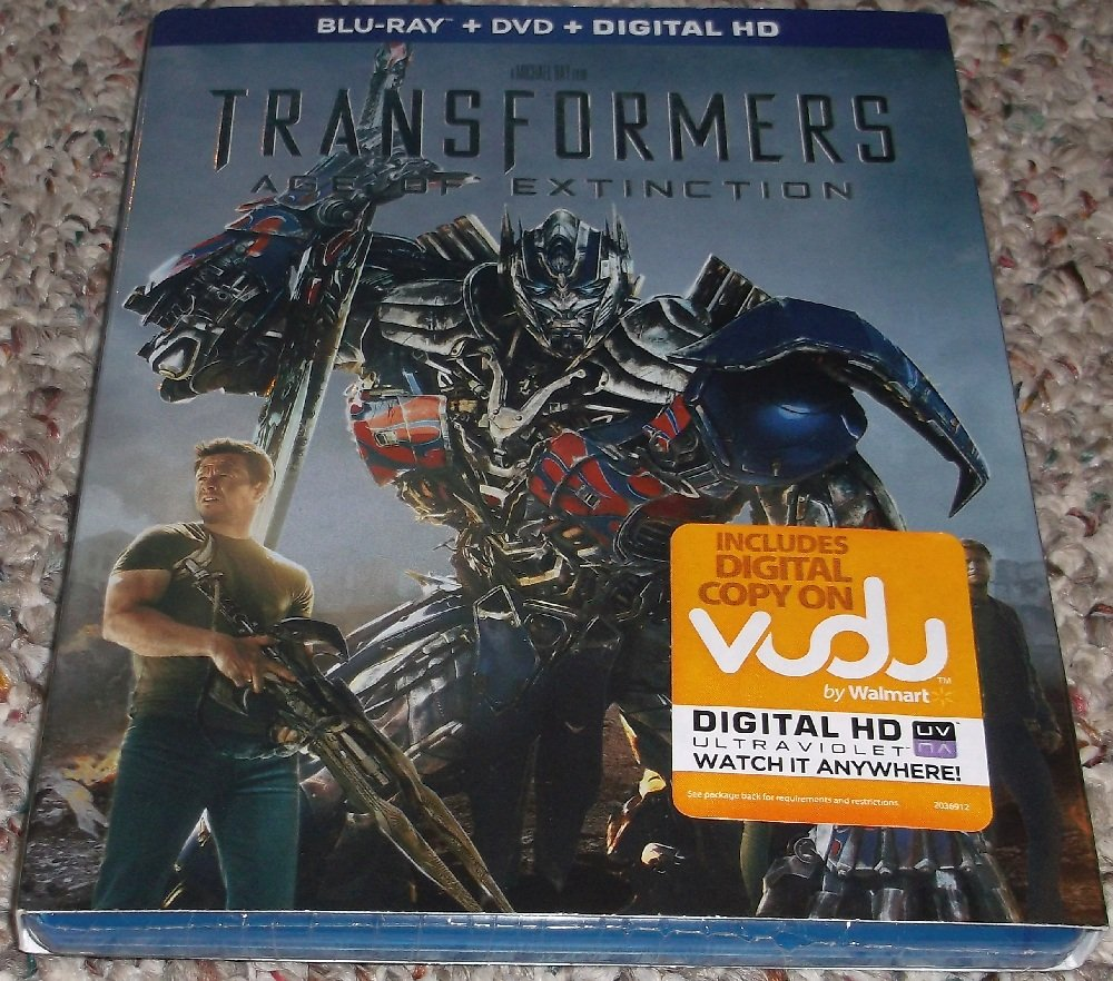 Transformers - Age of Extinction дневник transformers