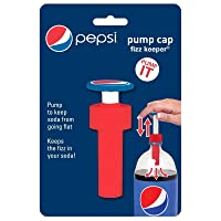 Jokari Pepsi Modern Logo 3 In 1 Beverage Opener, Red/White/Blue