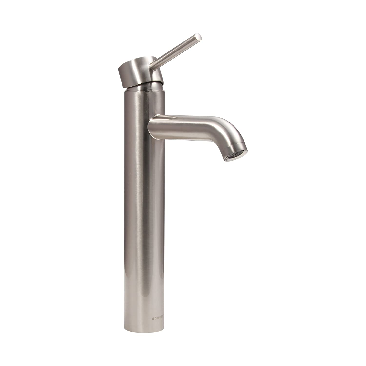 Dyconn Faucet Vs1h14 Bn Mystic Modern Bathroom Vessel Bar Faucet Brushed Nickel Ebay