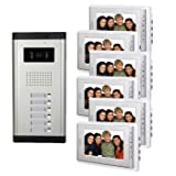 AMOCAM Video Intercom Doorbell System, 7
