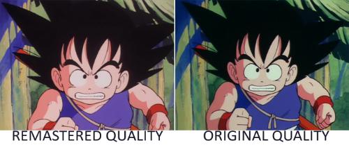 Dragon Ball GT and The Original Dragon Ball