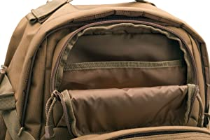 LA Police Gear Atlas 72H MOLLE Tactical Backpack for Hiking