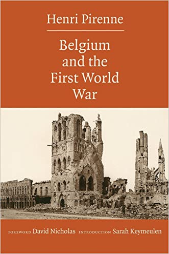 Belgium and the First World War