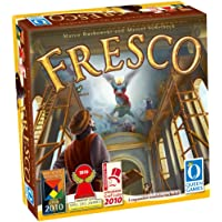 Fresco With Expansion 1 2 3 Board Game