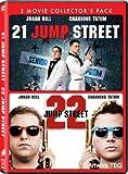 21 Jump Street/22 Jump Street Double Pack [DVD]