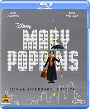Mary Poppins on Blu-ray Combo