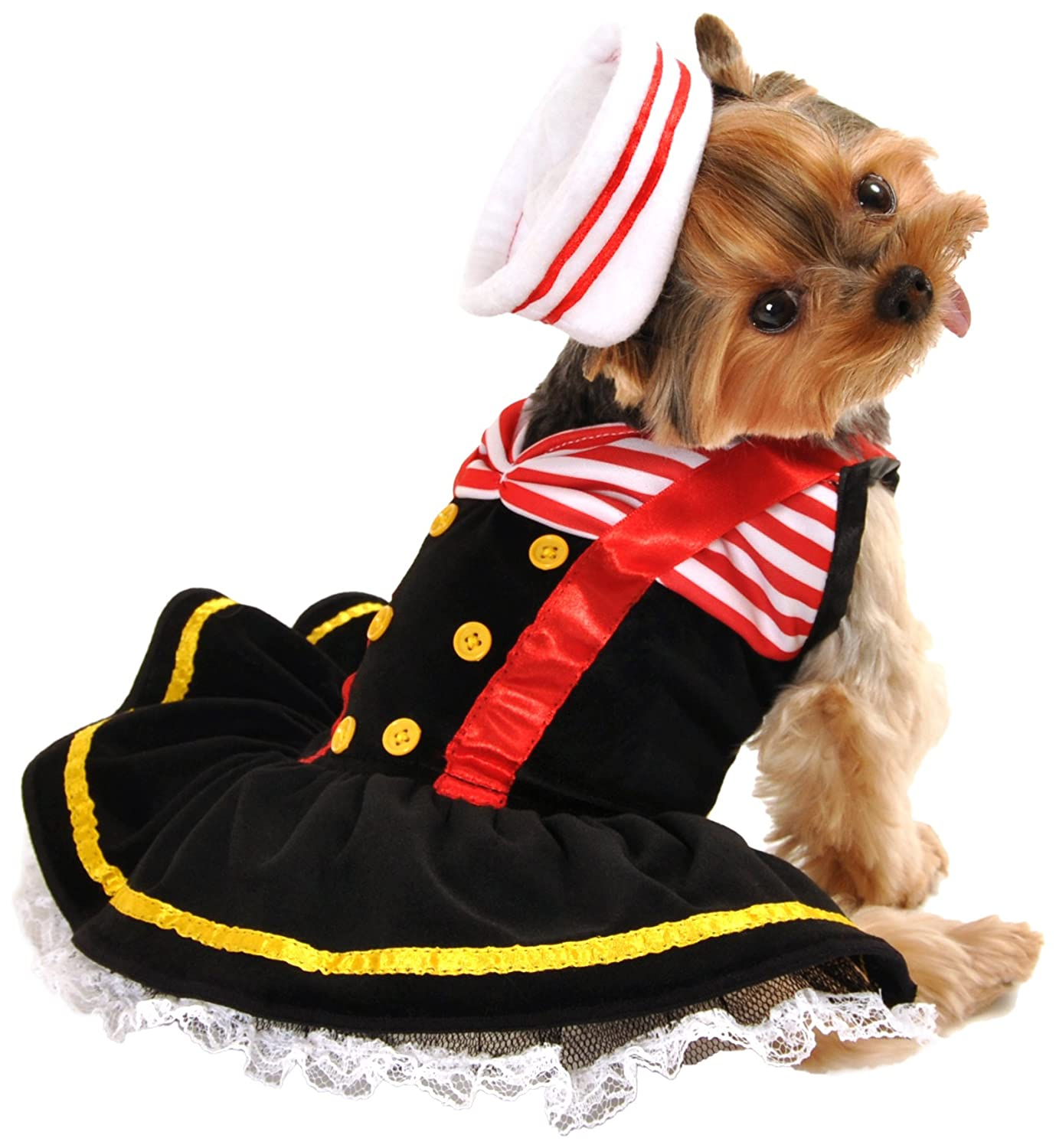 Sweetheart Sailor Dog Costume, X-Large 26-inches