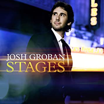Josh Groban � Stages