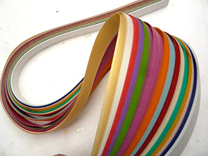 Quilling Paper Storage Strip Quilling Papers