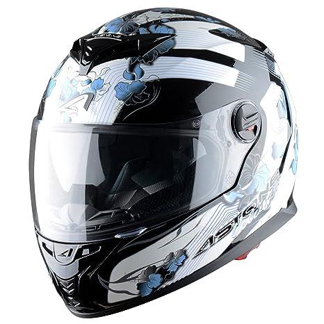 Astone Helmets GT800EX-VELVET-BLXS Casque Intégral GT800 Velvet Bleu Taille XS