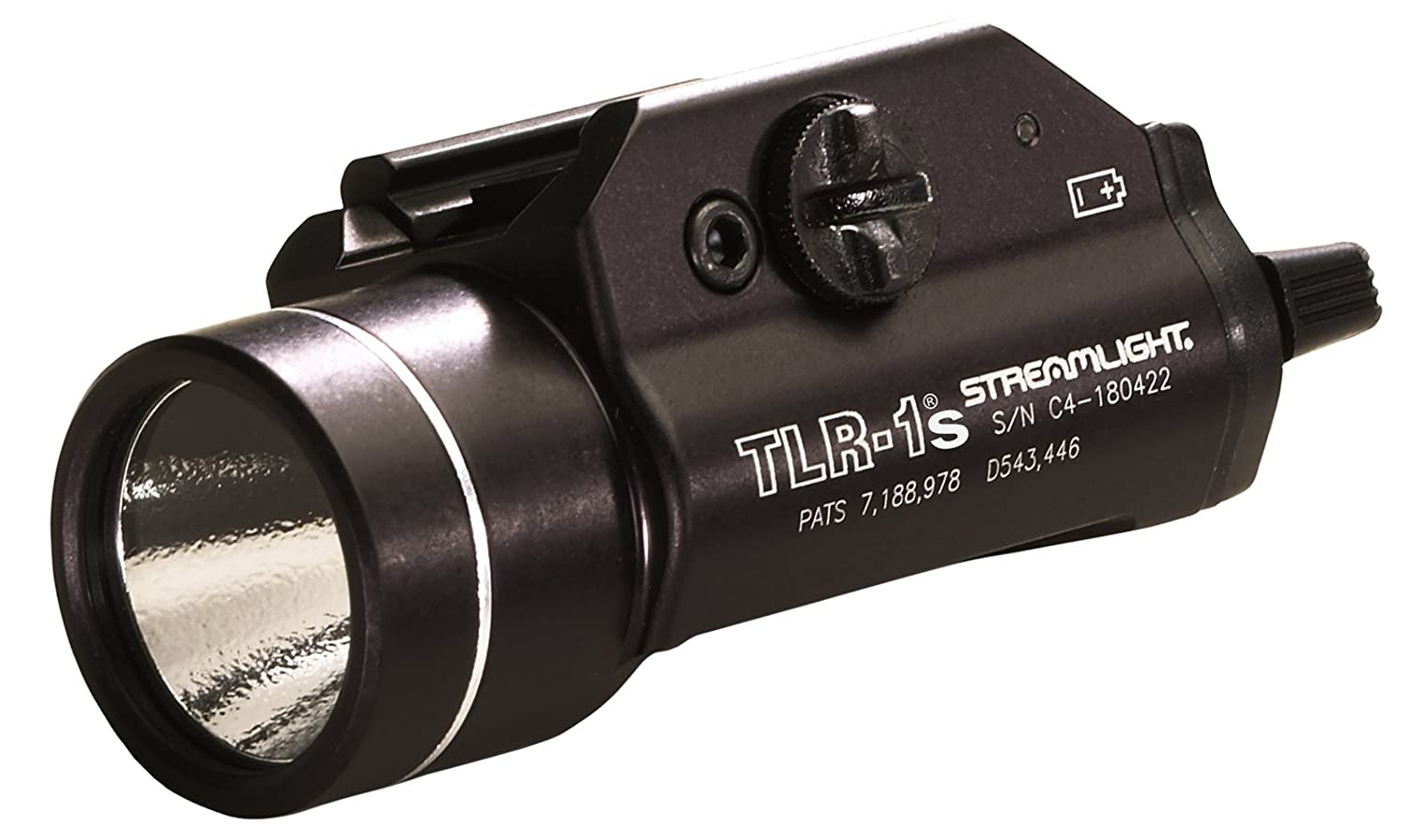 Streamlight 69210 TLR-1s with Rail Locating Keys