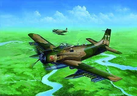 Trumpeter 1:32 - Douglas A-1J AD-7 Skyraider