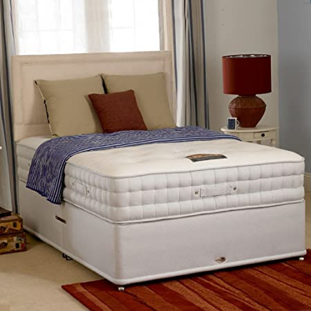 Deluxe Beds Ltd Source 5 Contract Bed - 4Ft6 Double - 4 Drawers