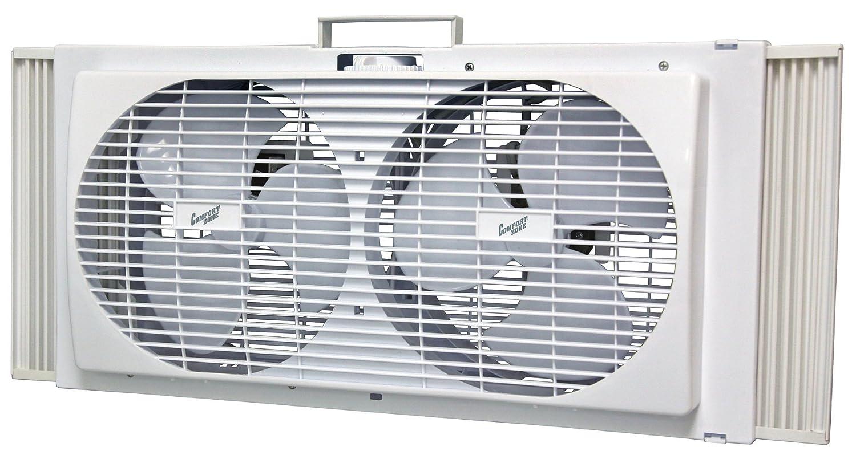Comfort Zone Box Fan : Windows window fan amazon