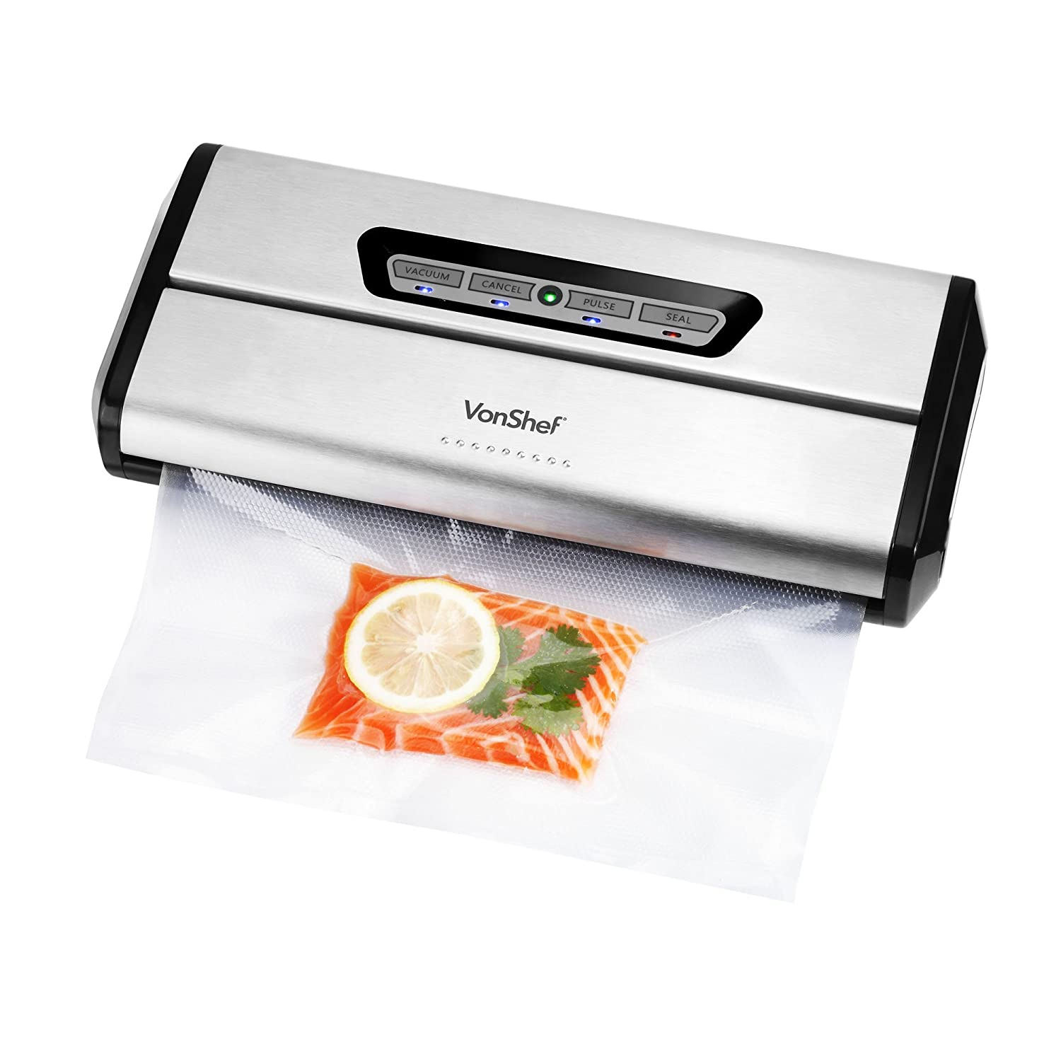 VonShef Vacuum Food Saver and Sealer System