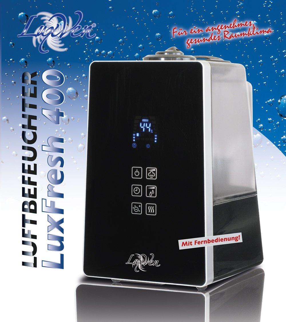 Luftbefeuchter LuxVen LuxFresh 400   Kundenbewertung und Beschreibung