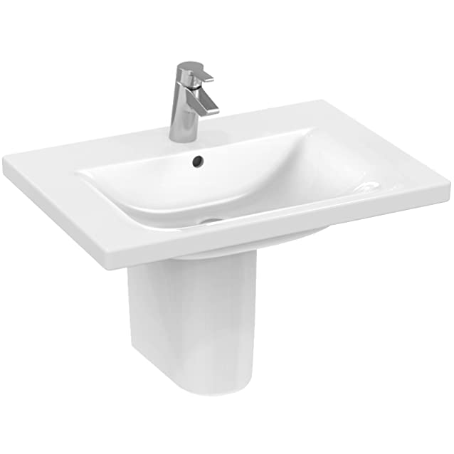 Ideal Standard Lavabo Completo a Colonna Bianco