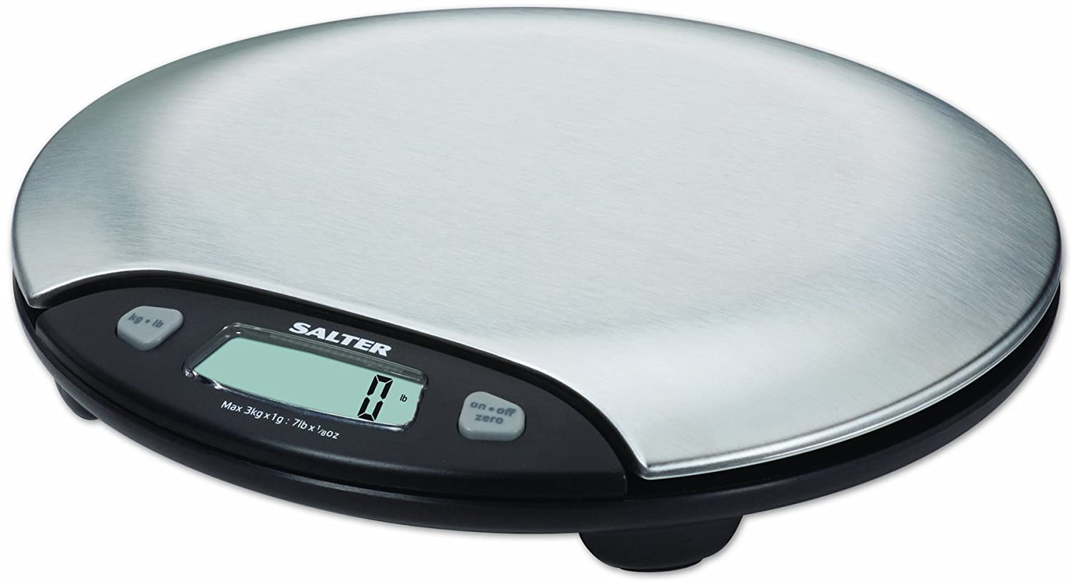 Salter 1015USSSDR Stainless Steel Electronic Scale
