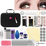 22PCS Eyelash Grafting Set Eyelash Extension For Starter Use Grafting Set Eyelashes,Lash Starter Kit, Eyelashes Extension Practice Set