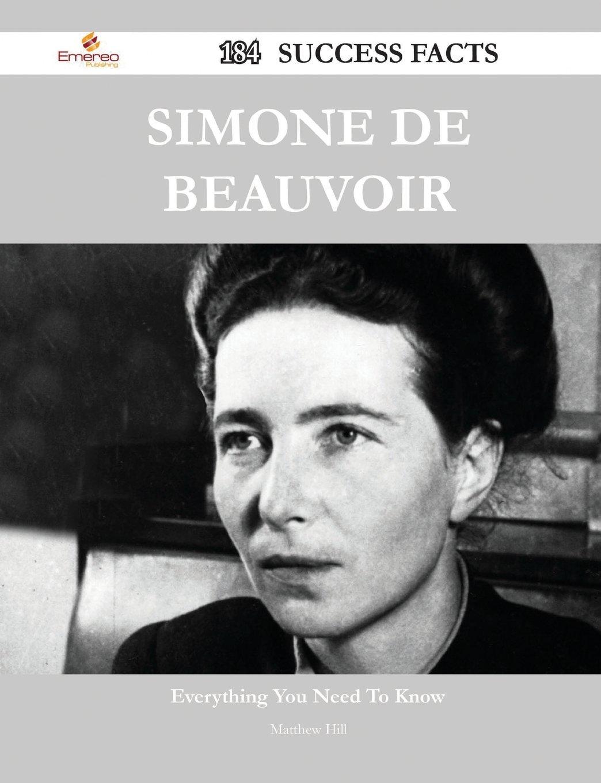 シモーヌ・ド・ボーヴォワール