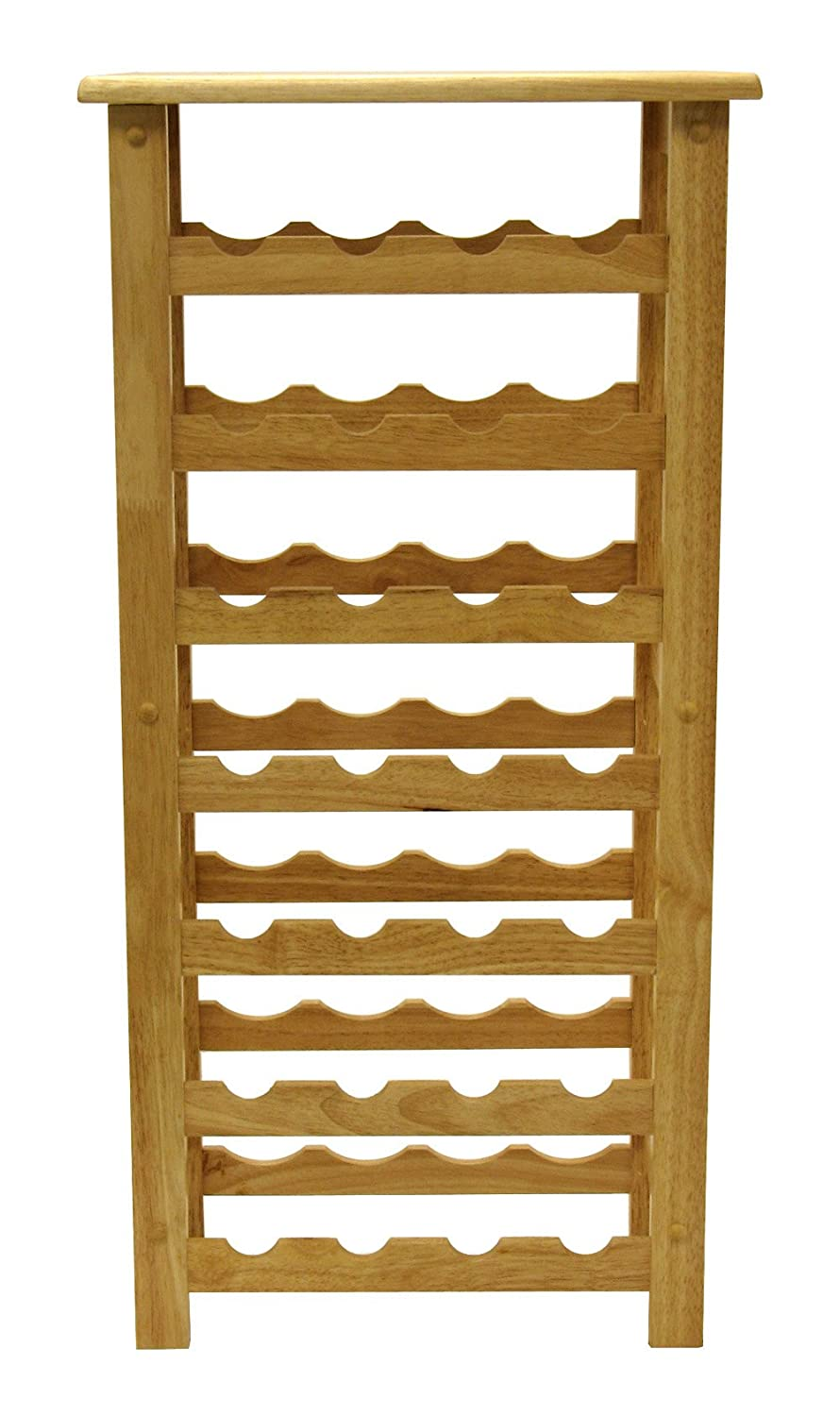 redwood wine rack plans