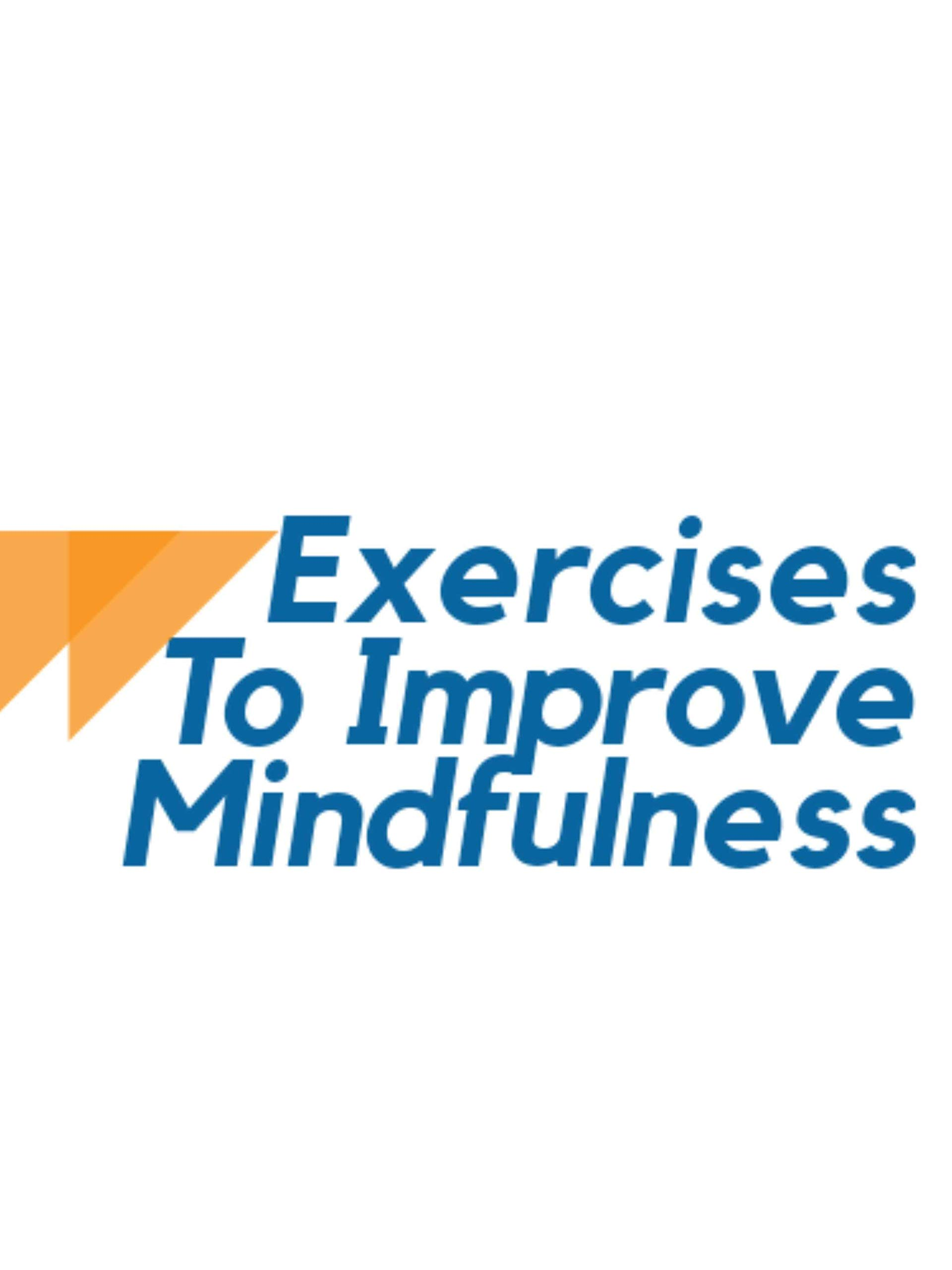 Clip: Exercises To Improve Mindfulness on Amazon Prime Video UK