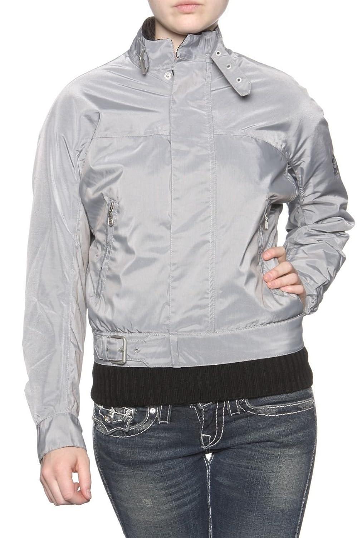 Belstaff Damen Jacke Blouson-Jacke PIRAT BLOUSON DE LUXE, Farbe: Grau bestellen