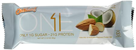 Oh Yeah ONE Bar, 1er Pack (12x60g) (Almond Bliss)