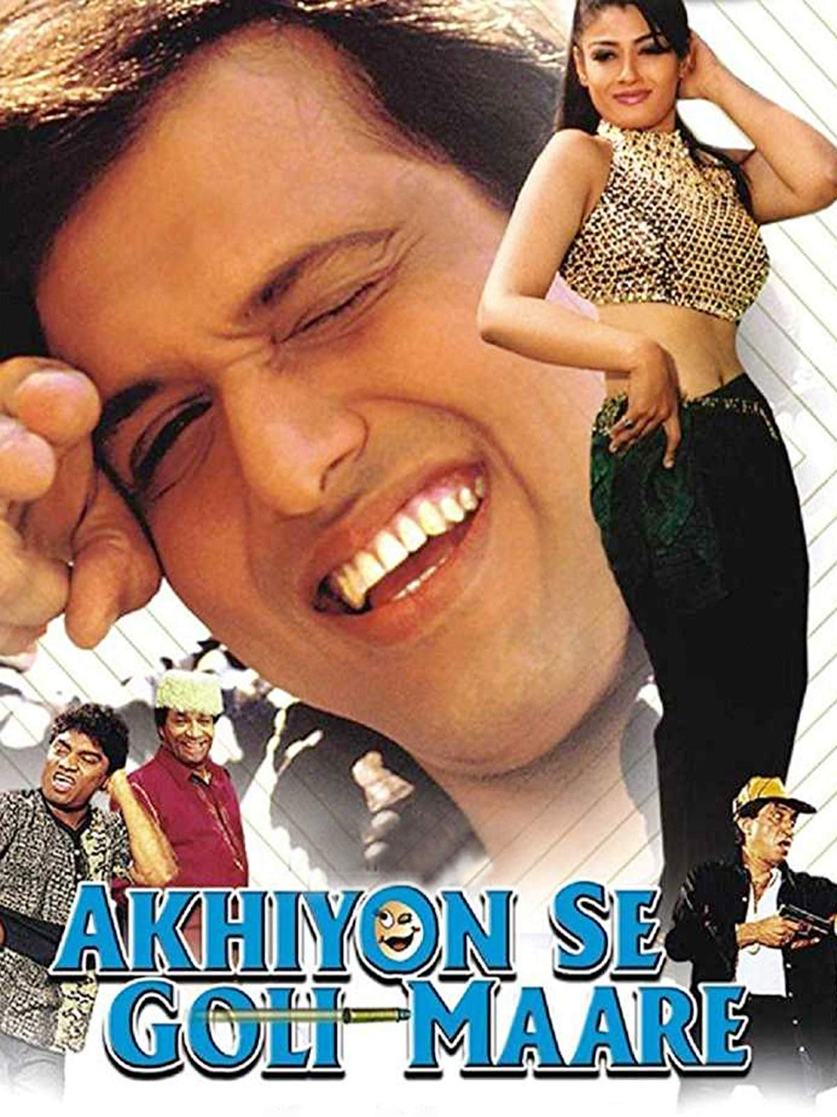 Akhiyon Se Goli Maare on Amazon Prime Video UK