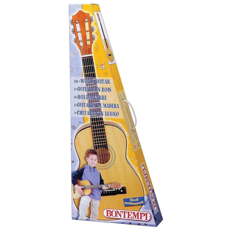 Guitare en bois classique de Bontempi 75cm  GUITAR  Buy  ~ Bois Pour Guitare