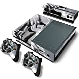 ZoomHit Xbox One Console Skin Decal Sticker Star Wars Stormtrooper + 2 Controller & Kinect Skins Set …