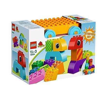 Lego Duplo Briques - 10554 - Jeu de Construction - Roulette pour Tout-Petit