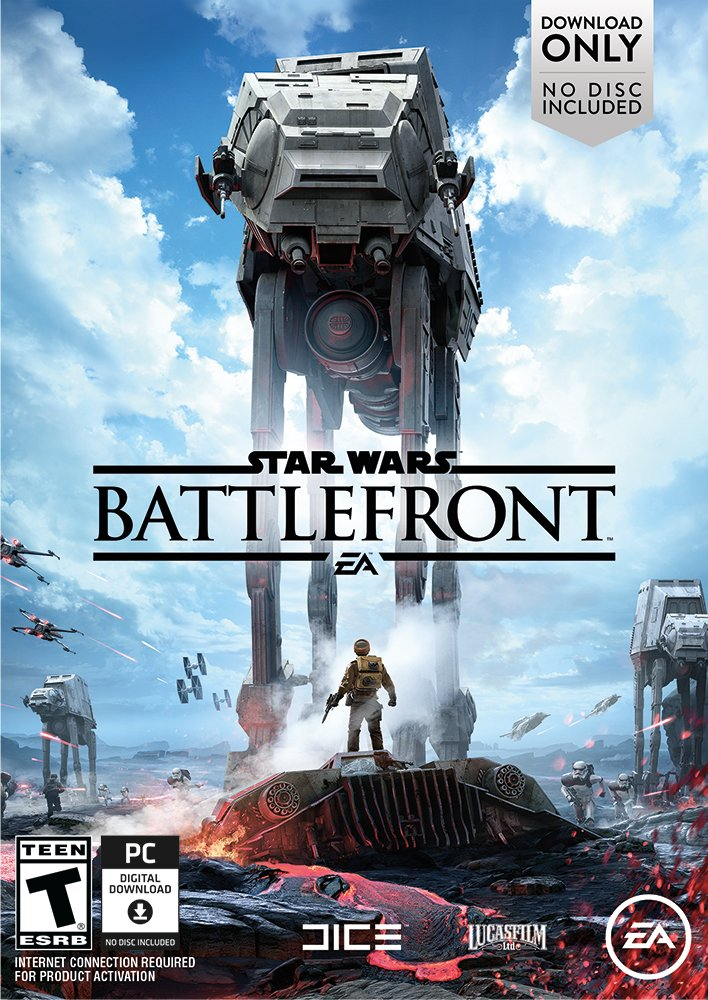 Star Wars: Battlefront - Standard Edition - PC (Download Code)