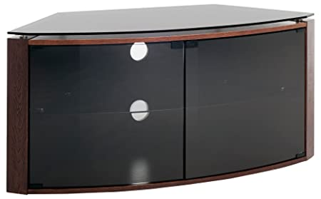 TECHLINK B6DO Bench Corner Plus Dark Oak Stand for Upto 55-Inch-Inch TV