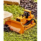 Toy State Caterpillar Metal Machines D11T Bulldozer Diecast Vehicle (Styles May Vary) (Color: Multi)