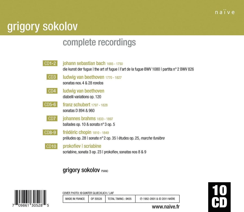 Grigory Sokolov 71lD8lUCkYL._SL1500_
