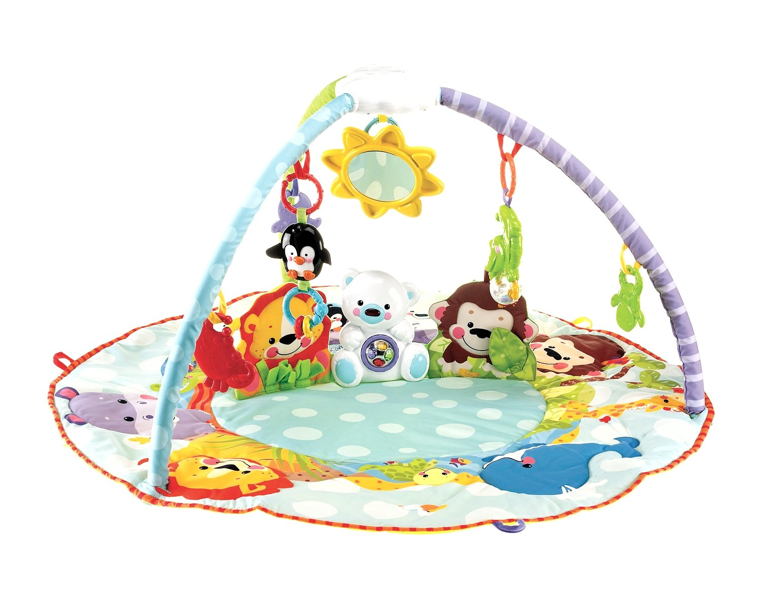 Tapete Safari Fisher Price : Fisher-Price Precious Planet Playmat
