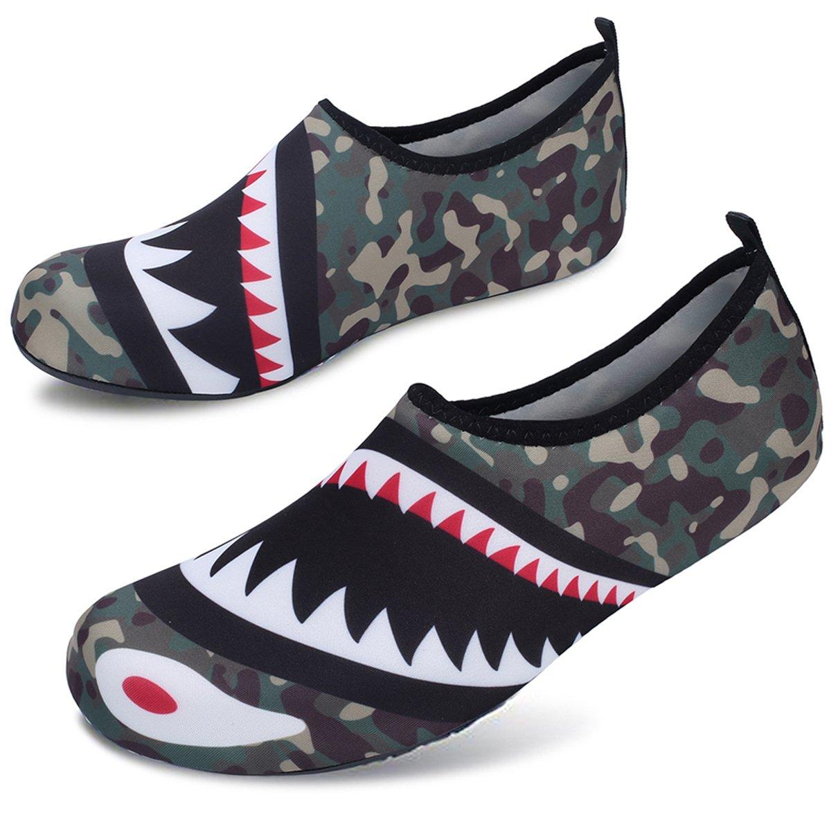 Quick Dry Barefoot Aqua Socks