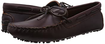 Minnetonka Classic Driver: 798 Dark Brown
