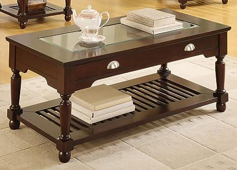 Winslow Walnut Coffee Table