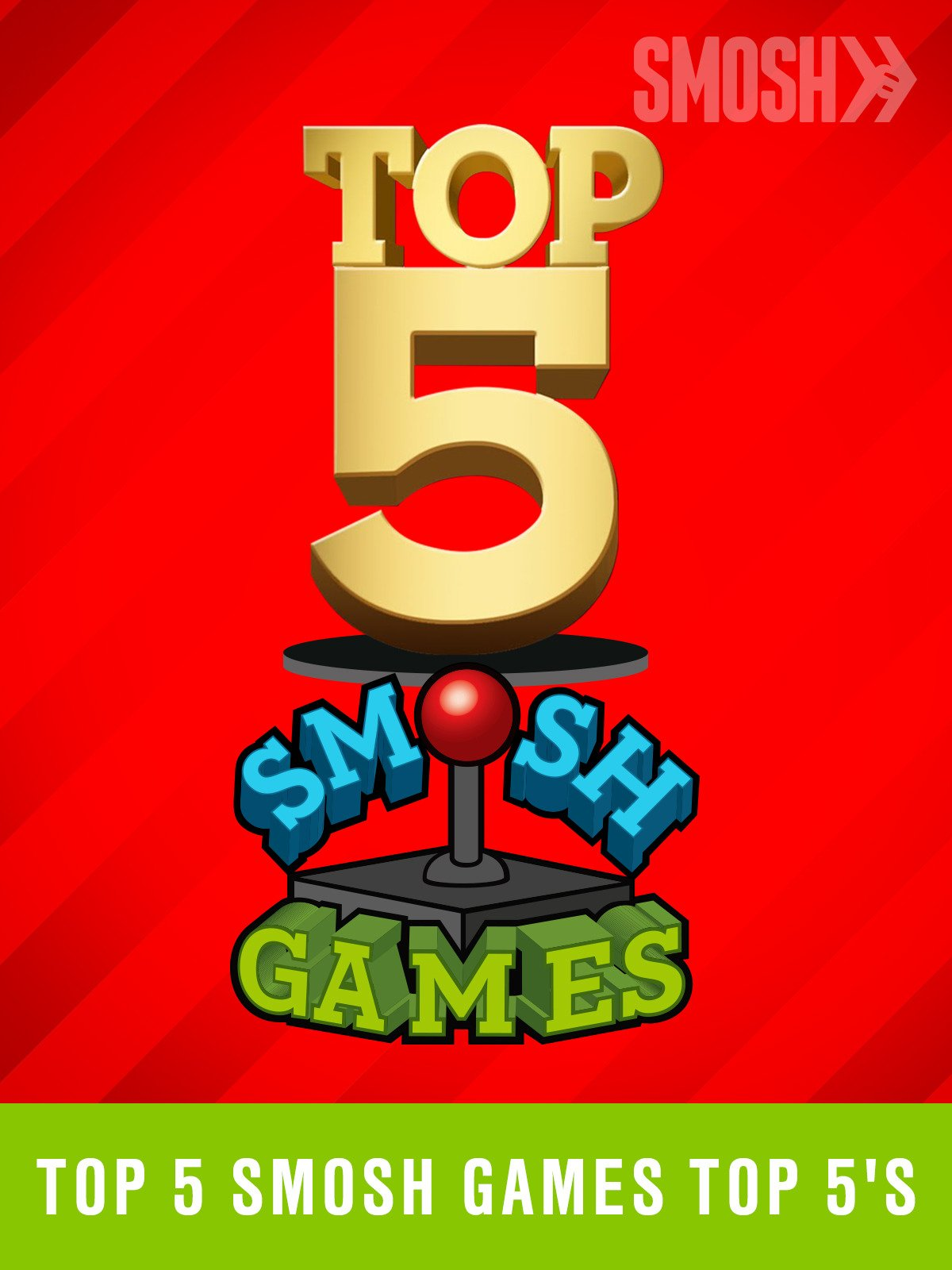 Clip: Top 5 Smosh Games Top 5's