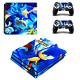 Vanknight PS4 Pro Playstation 4 PRO Console Skin Set Camo Vinyl Decal Sticker 2 Controllers (PRO only)