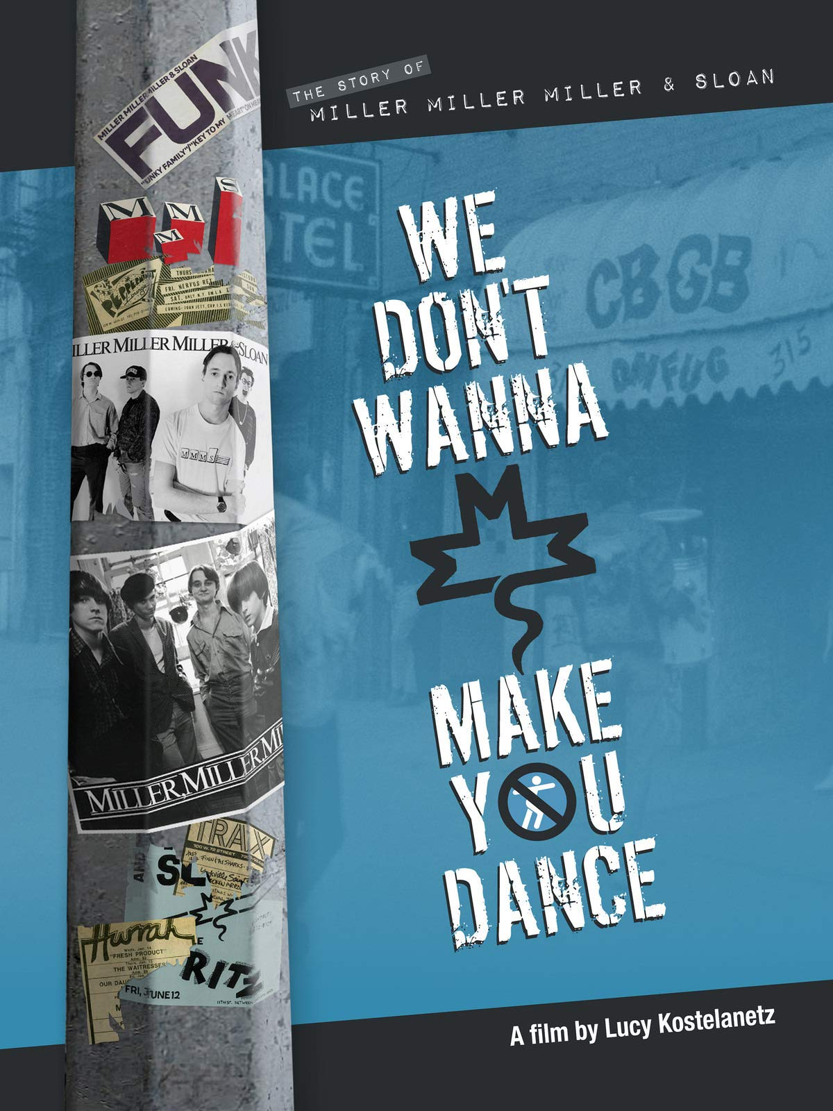We Don't Wanna Make You Dance on Amazon Prime Video UK