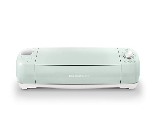 Cricut Explore Air 2 Mint (Renewed) (Color: Mint)