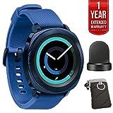 Samsung Gear Sport (Charging Kit, Blue)